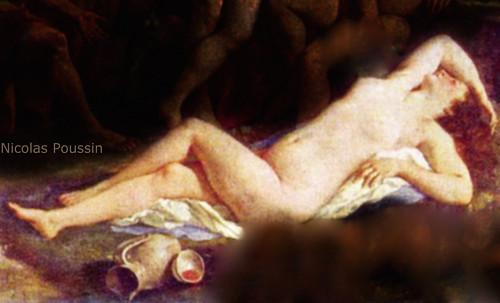 """Genealogía de las Soñantes, versiones de Lucas Cranach el Viejo (1534), Giorgione (1510), Tiziano Vecellio (1524), Nicolas Poussin (1625), Jean Auguste Ingres (1864), Amadeo Modigliani (1919), Pablo Picasso (1920), (1954), (1955), (1961). • <a style=""""font-size:0.8em;"""" href=""""http://www.flickr.com/photos/30735181@N00/8747947830/"""" target=""""_blank"""">View on Flickr</a>"""