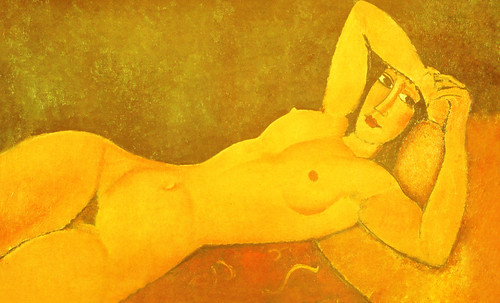 "Majas, homenajes de Francisco de Goya y Lucientes (1802), Eugéne Delacroix (1826), Amadeo Modigliani (1916), Pablo Picasso (1906), (1931), (1959), (1964). • <a style=""font-size:0.8em;"" href=""http://www.flickr.com/photos/30735181@N00/8747969962/"" target=""_blank"">View on Flickr</a>"