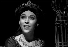 Princess Jasmine From Aladdin The Musical Spectacular (Kent Freeman) Tags: california spectacular princess pentax jasmine disney 300mm adventure musical da aladdin k5 the