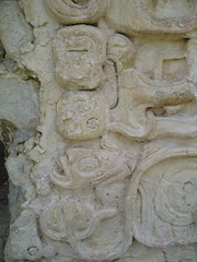Faces, Palenque (Aidan McRae Thomson) Tags: sculpture mexico ancient ruins relief mayan palenque chiapas basrelief