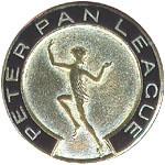 Peter Pan League badge 1930 (Great Ormond Street Hospital Children's Charity) Tags: pin peterpan gosh league ehshepard