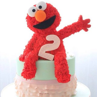 Elmo Cake Topper Nz