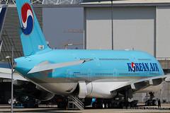 F-WWAB (HL7622) - Airbus A380-861 Korean Air - CN 128 (Bastien Spotting Aviation) Tags: cn air korean airbus 128 a380861 fwwab hl7622