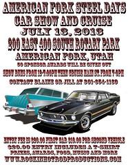 2013_American_Fork_Steel_Days_Car_Show (SoCalCarCulture - Over 30 Million Views) Tags: show car dave utah steel sony fork lindsay days american socalcarculture socalcarculturecom hx20v