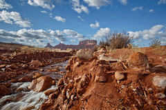 Professor Valley - Utah (Jackpicks) Tags: west utah desert moab creekbed professorvalley