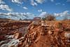 Professor Valley - Utah (Jackpicks) Tags: west utah desert moab creekbed professorvalley