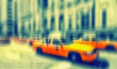 NYC Yellow Cab (Marcus Klepper - Berliner1017) Tags: street nyc usa newyork traffic manhattan taxi bigapple verkehr strase