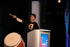 """Harisen Daiko, Taiko Drummers - 7/7/13 • <a style=""""font-size:0.8em;"""" href=""""http://www.flickr.com/photos/48869127@N02/9317241628/"""" target=""""_blank"""">View on Flickr</a>"""