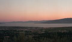 Pleasant Grove, Utah. (bavan.prashant) Tags: sunset mountain colour mamiya utah grove kodak hike medium format 100 slc pleasant ektar m645