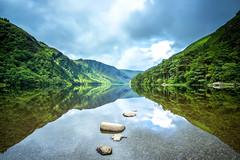 Upper Lake, Glendalough (Bob Jacques84) Tags: lake landscape nikon scenery long exposure glendalough filter lee wicklow d800 1635 flickrdiamond blinkagain bestofblinkwinners