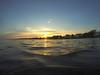 Sunset (Will van Wingerden) Tags: sunset sea sky sun evening horizon gopro hero3 goprocamera