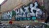 (Into Space!) Tags: street new york city nyc newyorkcity urban streetart newyork smart brooklyn graffiti photo urbanart marx graff marty marxist intospace smartcrew intospaces