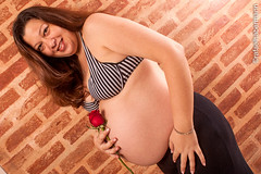 Gestante (rafaelhabermann) Tags: brazil baby love canon 50mm big babies baloon mother newborn brazilian gravida camera4 canon28105 eos450d 450d baraz rafaelhabermann
