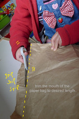 Paperbag craft (bigbrownmonster) Tags: homemade recycle design handcrafted handmade craft kawaii stayathome child parent daddy bigbrownmonster monster creative gift ideas preschooler toy education wilkietan 创意 可爱 手工 爸爸 设计 亲子 儿童 怪兽 かわいい ハンドメイド 父 子供 デザイン ギフト 幼稚園 モンスター 手作りされる fun party 乐趣 テール 楽しみ 自创 手製 リサイクルしなさい 回收 paperbag 紙袋