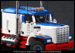 PICT06 (Ingmar Spijkhoven) Tags: wheel truck us big suspension diesel detroit rig mack servo exhaust solid fifth peterbilt 18wheeler kenworth axle freightliner 6x4 legotechnic dd15