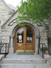 Carnegie Library (Dillon, Montana) (courthouselover) Tags: montana mt libraries dillon beaverheadcounty carnegielibraries