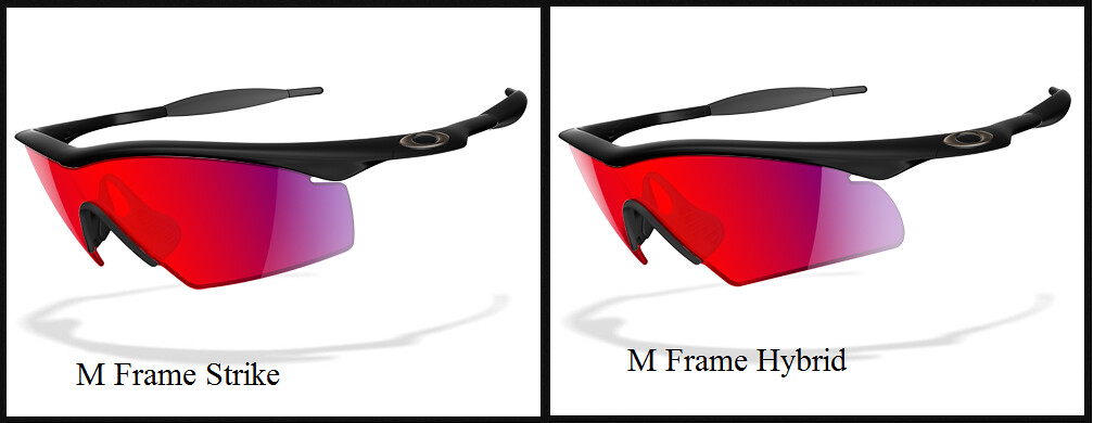 oakley m frame sweep vs strike