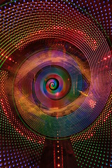 Culvert washer overload (- Hob -) Tags: longexposure lightpainting underground spiral multicoloured tunnel led colourful nophotoshop washingmachine culvert singleexposure 8335 sooc 光绘 光の絵画 wwwfacebookcompageslightpaintingorguk517424921642831 何後処理ん 无后处理