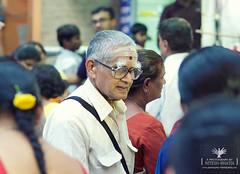 Never Stop. (Nitesh-Bhatia) Tags: street india walking nikon walk bangalore 85mm oldman stop d5100