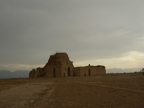 0809 The Sarvestan Palace - 17