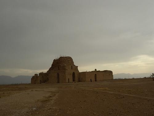 0809 The Sarvestan Palace - 17