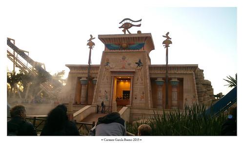 Templo de Oziris