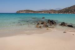 Voulisma beach (macropoulos) Tags: sea summer beach sand rocks 500v20f greece 500v50f crete 1000v100f topf100 canonef2470mmf28lusm canoneos5d 1500v60f 1000v40f 3000v120f istro voulisma