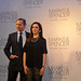 Marc Bolland CEO Marks and Spencer with Mrs Nita Ambani at flagship store opening in Mumbai