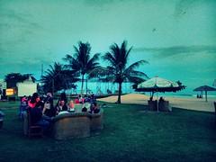 Kafe Kilang, Balikpapan. (Lau Hatta Sihombing) Tags: beach cafe balikpapan kilang flickrandroidapp:filter=none