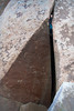 John Hovell Between A Rock And A Hard Place (Amicus Telemarkorum) Tags: california winter chimney rock turkey place stuck hard joshuatree squeeze climbing dirt and bluejeans rockclimbing between the joshuatreenationalpark in 10b tradclimbing 2013 a jeffrueppelphotography johnhovell
