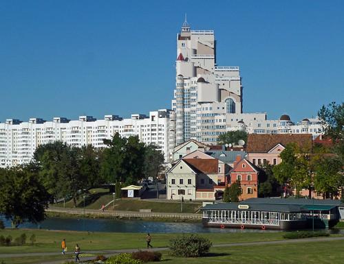 Den gamle bydelen Troitskoe 2