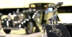 Lady Emilys pearls (werner boehm *) Tags: auto car munich rollsroyce bmwmuseum wernerboehm