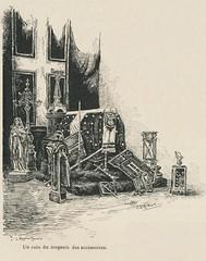 Paris Ignoré 1893.pompes funèbres cimetières,ill l