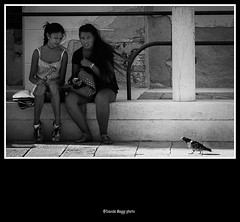 walking ..... pigeon (magicoda) Tags: street venice summer people blackandwhite bw italy woman sun girl walking donna nikon couple italia foto estate pigeon candid young bn persone voyeur upskirt fotografia dslr sole venezia piccione biancoenero ragazza coppia passeggio veneto d300 giovane 2013 blackwhitephotos streetphotografy magicoda davidemaggi maggidavide