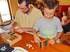 Own Projects (mikecogh) Tags: family colours shane structure blocks luc creating separate echunga cuisenairerods