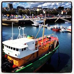 #bateau #boat #mer #port #concarneau #villeclose #sea  #brittany #bretagne #breizh #bzh #bateaux