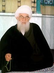 Sheikh's Cousin, Grand Ayatollah Sheikh Murtadha Alansari