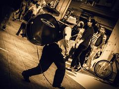 Chinchinero (Francisco R.S) Tags: arte danza concepcion musica baile callejero artecallejero callejera chinchinero danzacallejera