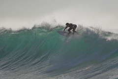 Backside Lip Bash (Natural Light Seeker) Tags: ocean california statepark ca winter usa santacruz green beach sc water digital canon surf waves ride natural wave surfing noflash bayarea backside norcal westcoast canondslr 30d 400mm scphoto