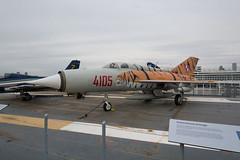 20140102-_DSC8387.jpg (Foster's Lightroom) Tags: newyorkcity newyork unitedstates airplanes flight tigers northamerica museums balalaika aeroplanes owek intrepidseaairandspacemuseum mikoyangurevichmig21 us20132014