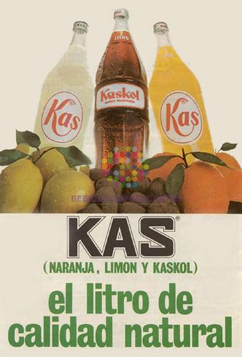 """Kas. """"Calidad natural"""". 1973"""