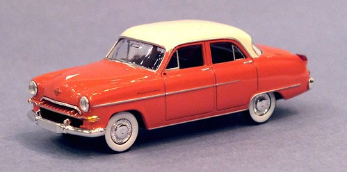 Brekina Opel Kapitän 1954
