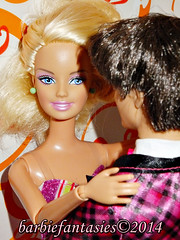 Barbie Fantasies Life. Isabelle's final exam. 21