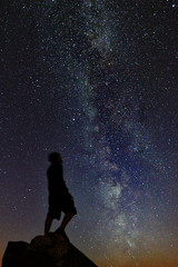 MilkEd, Parallel Universe, Cosmos - Standing Up In The Milky Way (Edward Wolohan) Tags: ireland night stars galaxy astrophotography astronomy nightsky wicklow cosmos astrophoto milkyway wicklowmountains earthandspace