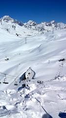 La Thuile Ski (scienziatapazza) Tags: sun snow ski samsung neve area montagna montblanc sci montebianco valledaosta lathuile scienziatapazza galaxys4
