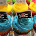 """Princess and Pirate cupcakes by Mandalina Bakery 2 • <a style=""""font-size:0.8em;"""" href=""""https://www.flickr.com/photos/68052606@N00/13742465065/"""" target=""""_blank"""">View on Flickr</a>"""