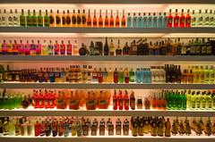 Cocktail Rainbow (Beu C) Tags: colors bar bottle nikon couleurs sigma shelf cocktail alcool alcohol sicily 1020mm hdr bouteille lightroom sigma1020mm sicile etagre beuc d5100 nikond5100