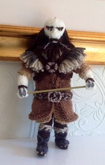 #Dwalin 2 my #copyright photo and knitted design #Graham #mctavish (Denise Salway) Tags: new news net wool wales one design knitting doll dolls handmade witch dwarf earth knit scottish harrods jackson ring peter lotr zealand tribute welsh knitted denise middle mctavish hobbit graham tolkien dwarves designed the fibreart hobbycraft salway dwalin welshknitting denisesalway
