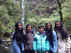 lorne 341 (raqib) Tags: holiday nature water trekking trek waterfall hiking victoria hike falls bushwalking vegetation rc lorne iphone erskine erskinefalls waterfallaustralia