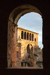 Imperial Forums (Patricia Milopoulos) Tags: travel italy rome history museum canon ruins pantheon colosseum 7d piazza dslr romanforum spanishsteps archofconstantine ancientrome